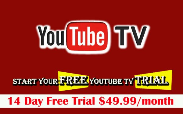 Free Trail Youtube Tv